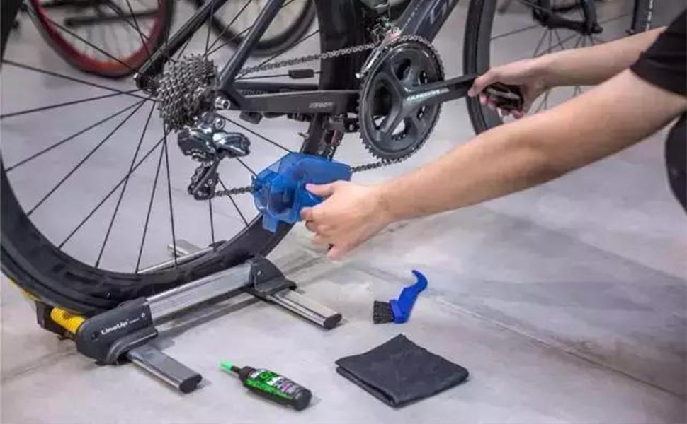 BeiLan Bicicleta de Limpieza para Cadenas Tool Kit de Lavado de ...