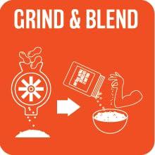 Grind and Blend