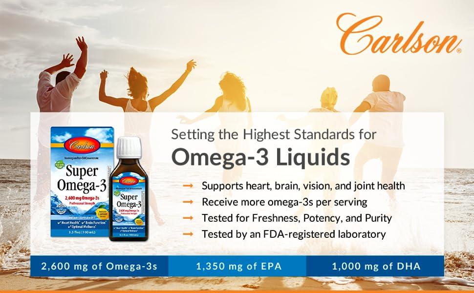 omega liquids