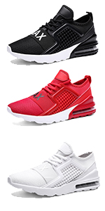 mens running shoes fashion sneakers casual walking outdoor sports road fitness gym young boy tennis