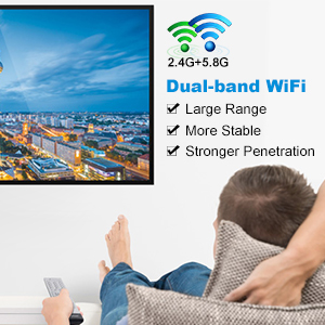 Android TV Stick Box