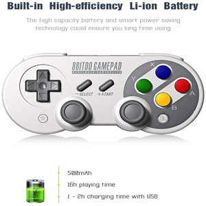 high-efficiency li-ion battery