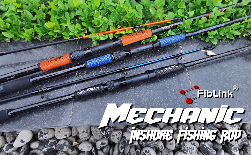 Inshore Fishing Rod