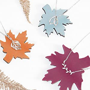 Jewelcandle bougie parfumées bijoux fantaisie cadeau collier argent Sterling 925 plaqué or rose