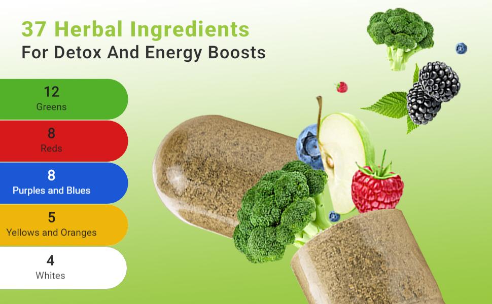 herbal supplement ingredients