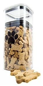Airscape Pet Food and Treat Storage Container