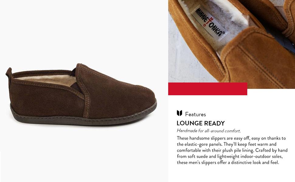 minnatonka minnietonka on romeo room size slip slipon slipper suede travel warm wide width