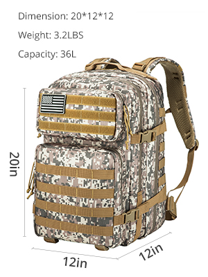 military backpack 35L military backpack 42L molle backpack small military backpack 42L