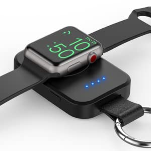 portable charger apple watch