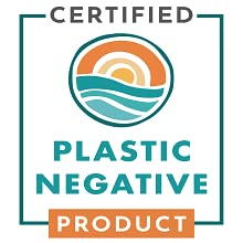 Recycle, Sustainable, Vegan, Plastic free, Plastic Negative