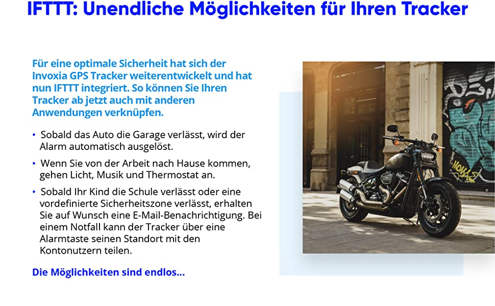 invoxia tracker invoxia, tracker auto, tracker motorrad, tracker taschen, tracker kinder, autofinder