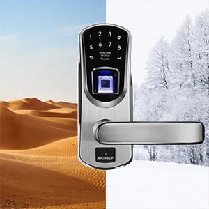 Touchscreen Keypad Door Lock