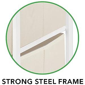 Strong Steel Frame