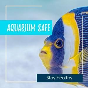 Otterly Pets Aquarium Safe Plastic Plants
