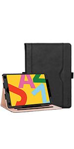 "iPad 10.2"" 2019 Leather Case"
