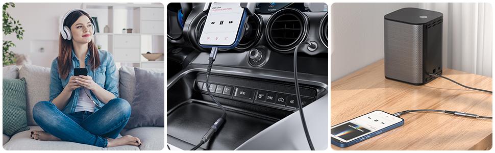 iPhone Kopfhörer Adapter 4