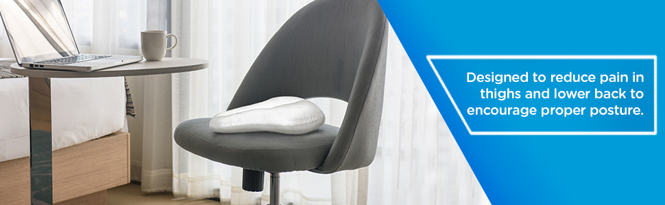 Pillows With A Purpose, Sciatica Saddle Pillow
