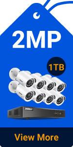 1080p camera system