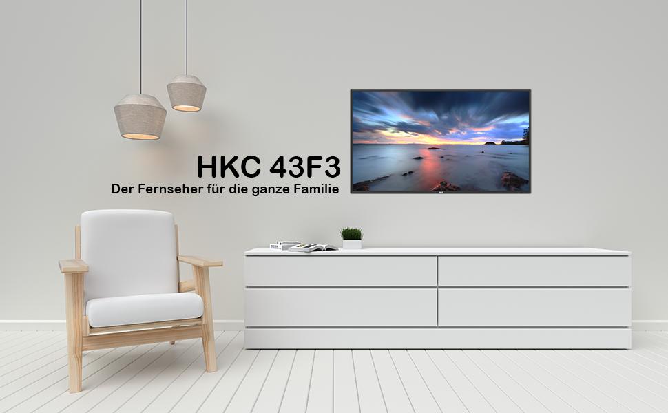 HKC 43F3