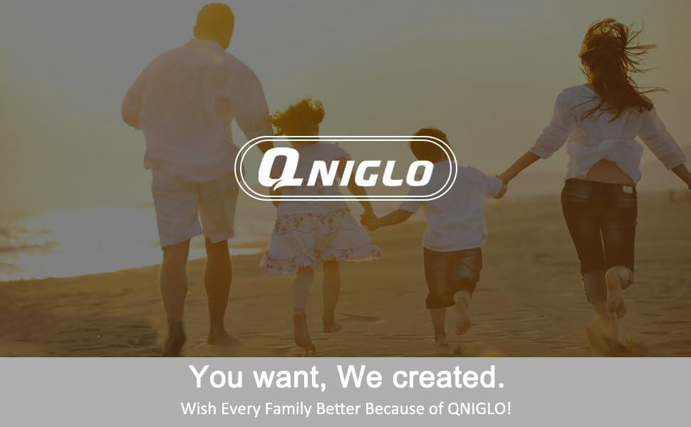 QNIGLO WALKIE TALKIES FOR KIDS