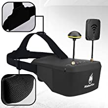 fpv goggles 5.8ghz