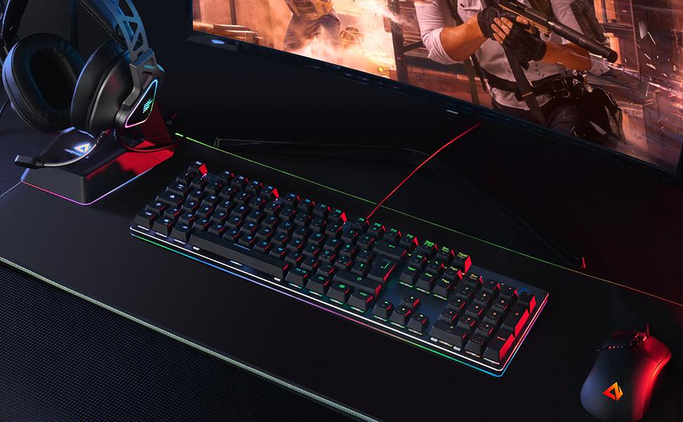 tastiera meccanica rgb tastiera meccanica gaming tastiera gaming meccanica tastiera gaming led