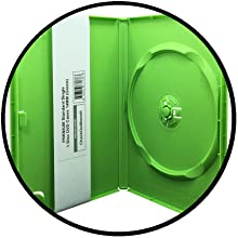 green dvd case