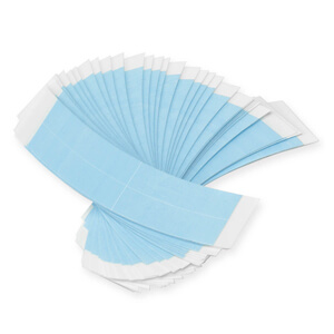 lace wig tape waterproof lace front wig tape lace front tape double sided  front lace tape blue tape