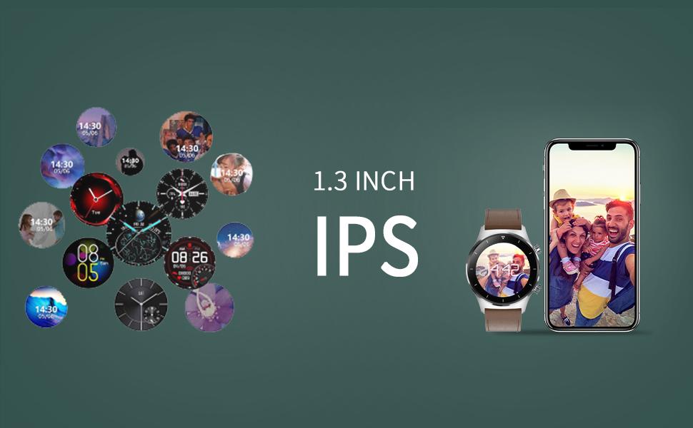 1.3 inch IPS