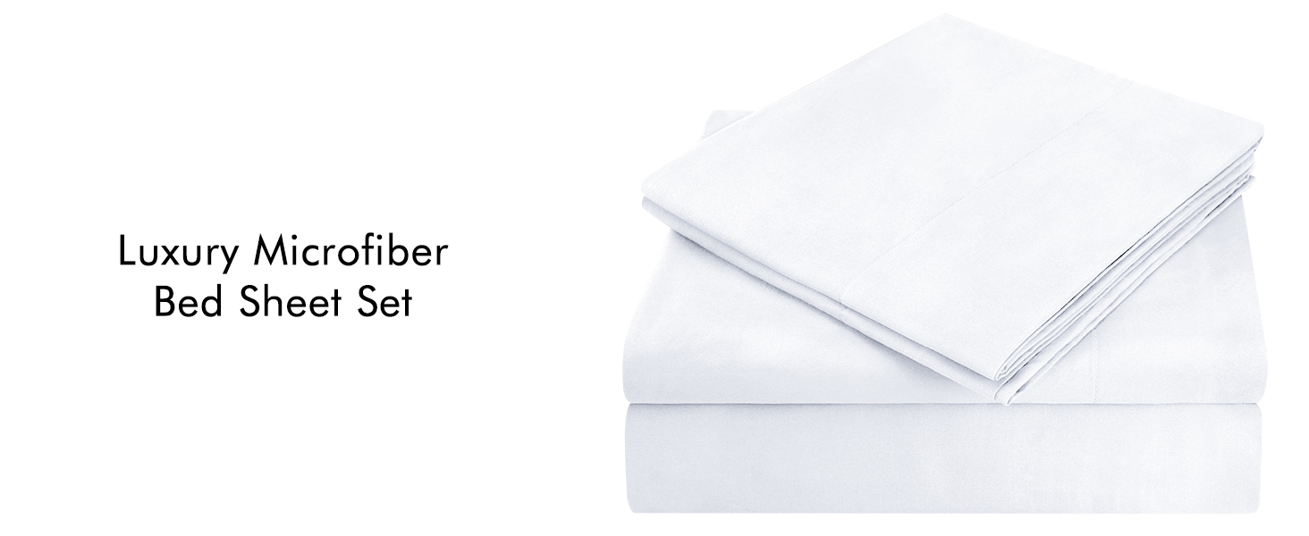 2er Pack Bed Sheet Bedsheet Home Towel White 150x250cm Without Elastic ** NEW **