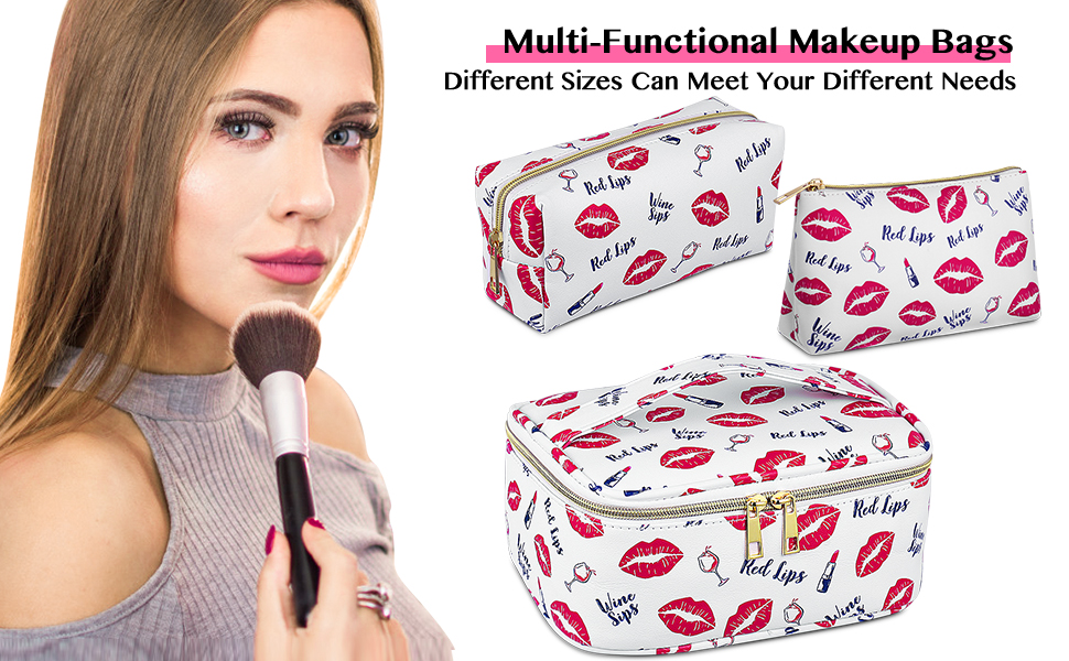 Multifunctional Makeup Bags