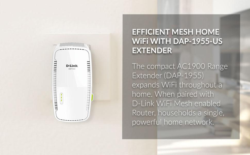 wifi extender range wireless