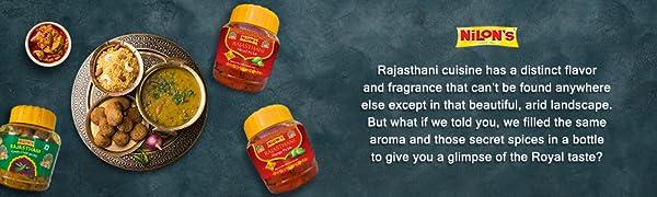 Rajasthani Pickle Combo, Rajasthani pickles, Rajasthani achaar