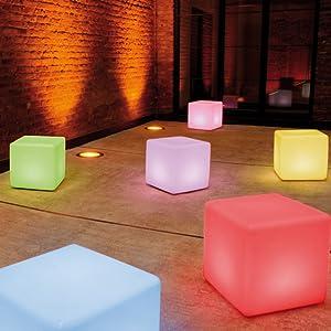 LED Garden Ball light