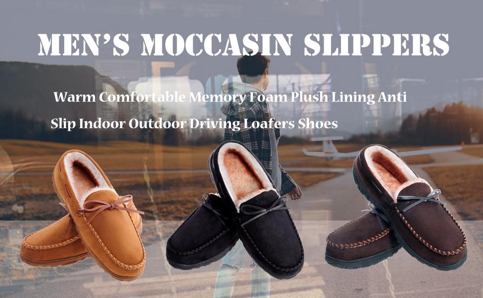 slippers for men