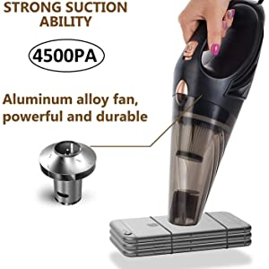 Strong Suction