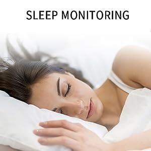smart watch for women sleep monitor fitness watch sleep tracker activity tracker rose gold pink