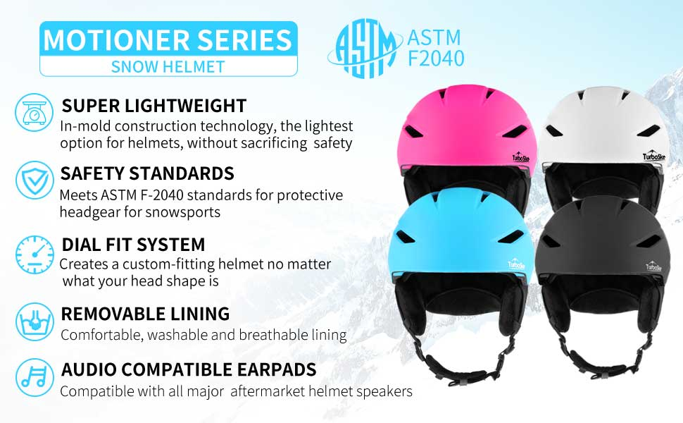 ski helmet snowboard helmet