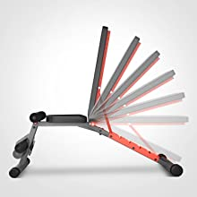 pelpo, adjustable weight bench, full-body workout, home gym equipment