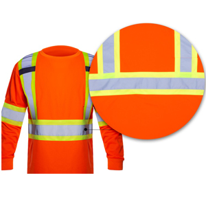 """2"""" High Visibility Reflective Tape Design Protects You Better"""