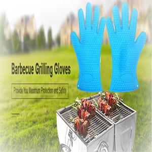outdoor bbq gloves