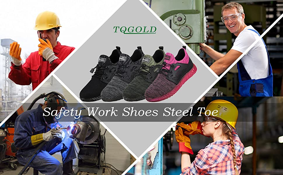 TQGOLD safety shoes