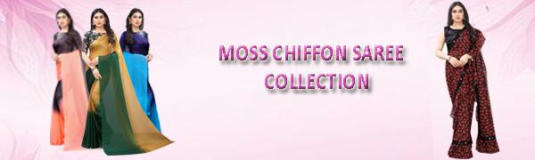 Moss Chiffon,Plain chiffon