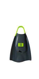 DMC Elite 1 Silicone Water Fins for Swim and Training