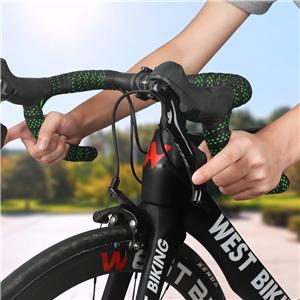 Bicycle Handlebar Wrap Vibration Absorbing Foam Road Cycling Tape VtLnR LwUaP