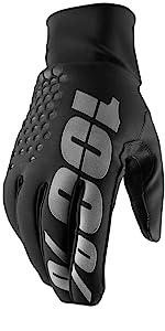 Black//Gray SM Details about  /100/% Brisker Youth Full Finger Gloves