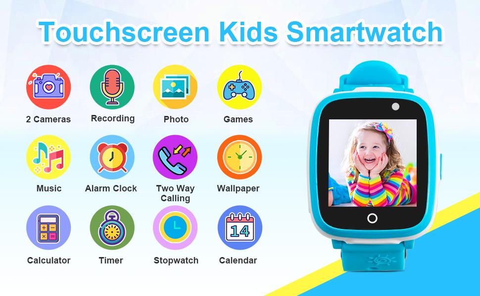 smart watch for kids boys