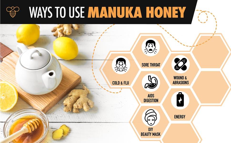 ways to use manuka