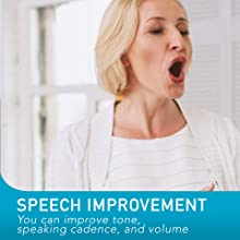speech improvement with voice recorders