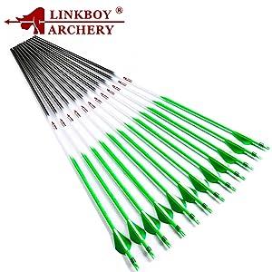 Linkboy Arrows Green